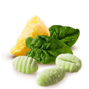 Gli ingredienti del Ristorante Sabaudia - Stupinigi